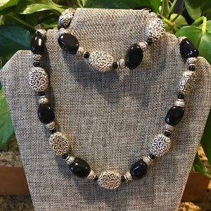 Brighton Full Moon Rising Necklace & Bracelet Set